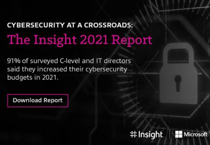 Cybersecurity at crossroads