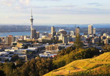 Auckland NZ AWS Region