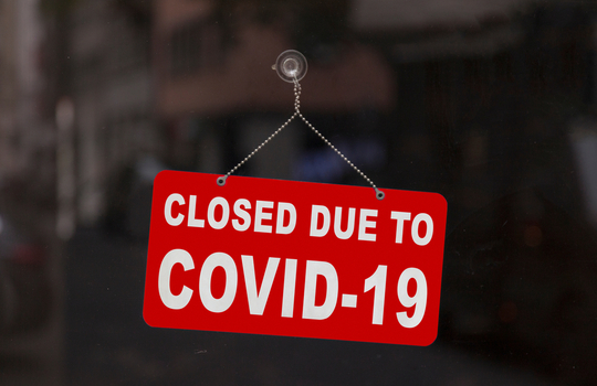 Wildcard Closure Covid