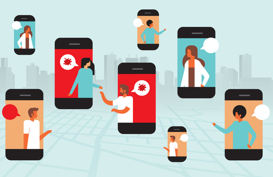 Covid Contact Tracing Apps