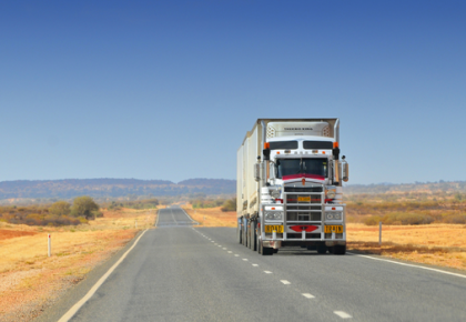 Freight Data Hub Australian Government