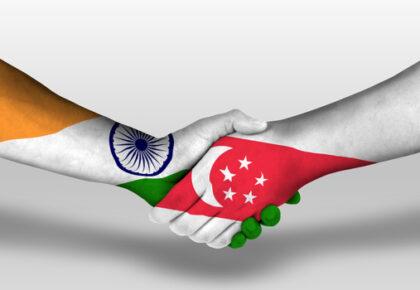 India Singapore Linked