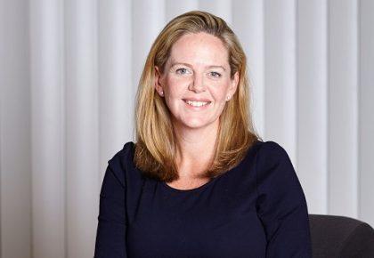 Melanie Evans ING CEO