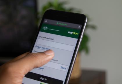 MyGov Customer Experience Procurement