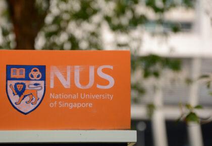 Singapore University Blockchain