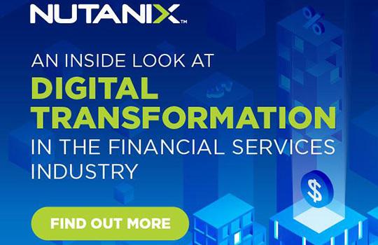 Nutanix Digital Transformation
