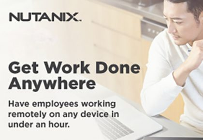 Empower your remote workforce – work from anywhere, securely