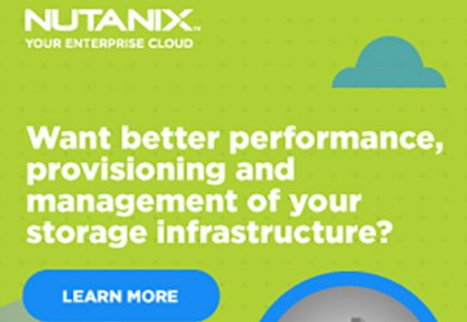 Want better performance, provisioning and management of your storage infrastructure?