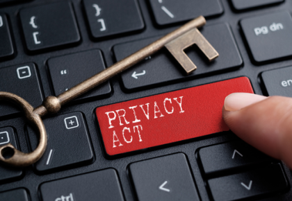 Privacy Act reform
