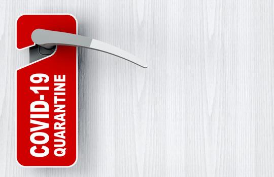 Covid App Quarantine
