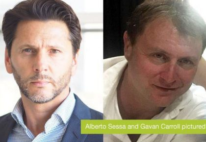 Alberto Sessa & Gavan Carroll, Oracle
