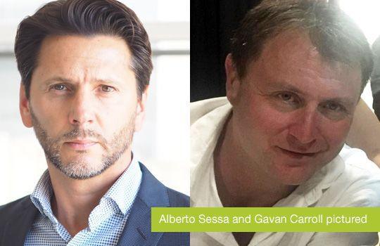 Alberto Sessa & Gavan Carroll, Oracle