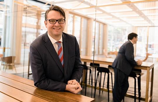 Simon Beitz Alex Bank CEO