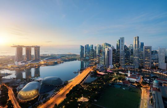 Singapore Awards Fintech