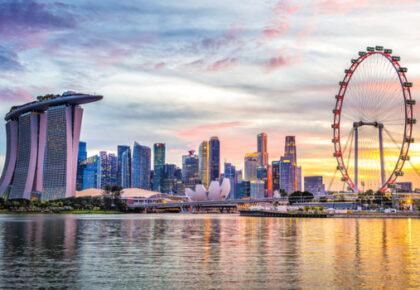 Singapore investment start-up
