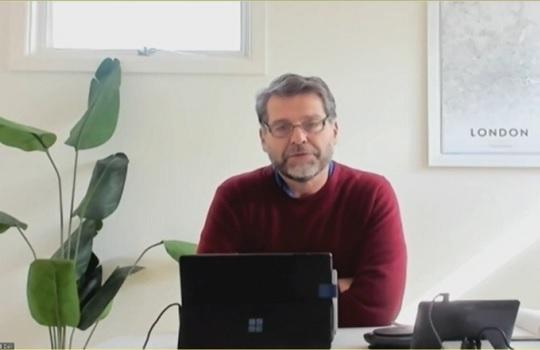 Steve Day NAB, Cloud Enterprise Chief