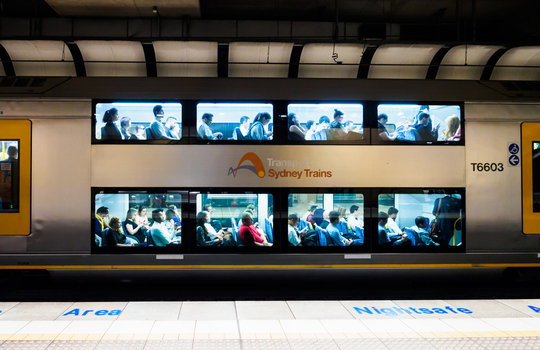 NSW Audit Cyber Sydney Trains Transport for NSW