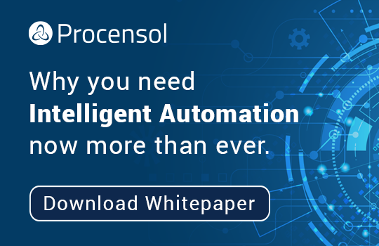 Intelligent Automation - a critical investment post-COVID