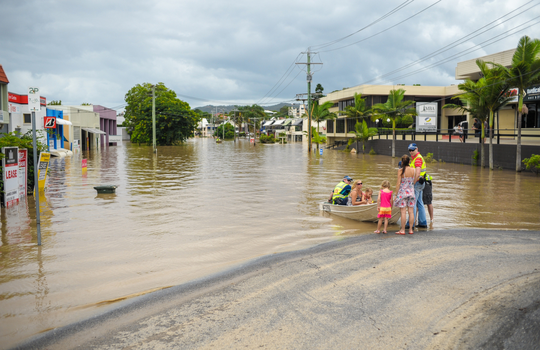 Aon Catalyst Extreme Weather Tracking Australia